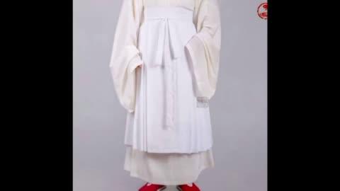 【男子汉服】男生可不可以穿马面裙?