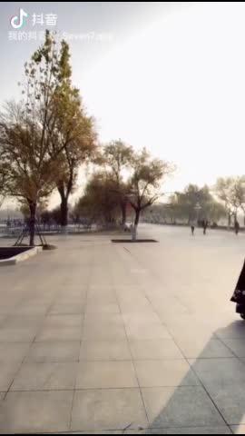 同袍们相约水上公园